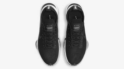 Nike Air Zoom Type Black White Middle