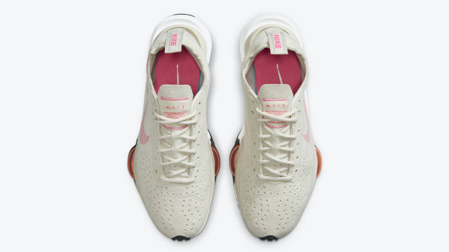 Nike Air Zoom Type Light Orewood Brown Pink Middle