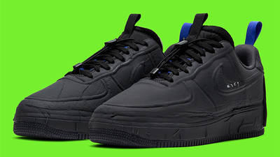 Nike D MS X Air Force 1 Experimental CV1754-001 front