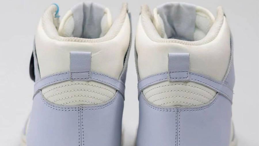 Nike Dunk High Football Grey First Look Back
