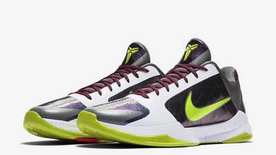 Nike Kobe 5 Protro Chaos Front