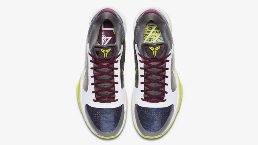 Nike Kobe 5 Protro Chaos Middle