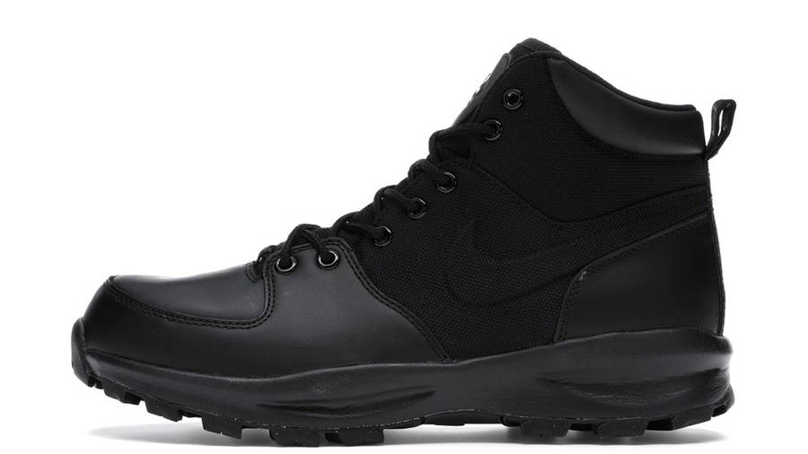 Nike Manoa Black