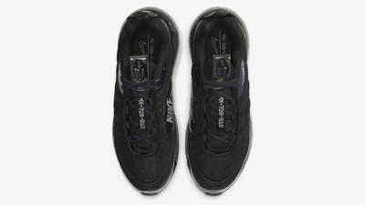 Nike MX-720-818 Black Metallic Cool Grey Middle