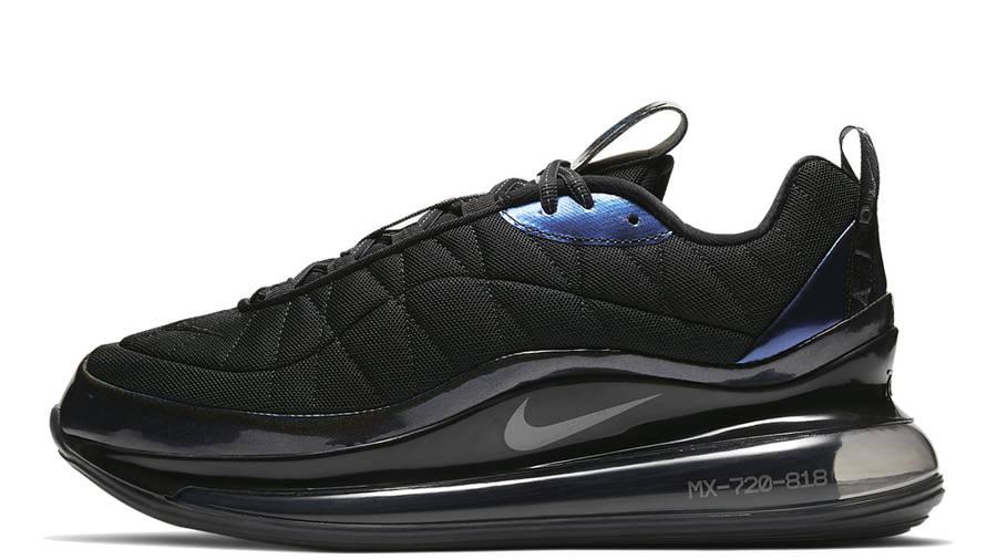 Nike MX-720-818 Black Metallic Cool Grey