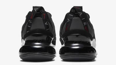 Nike MX-720-818 Black University Red Back
