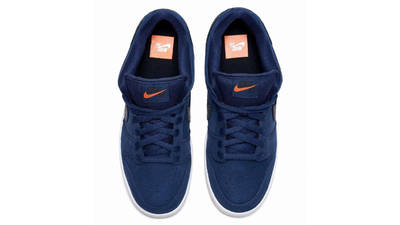 Nike SB Dunk Low Midnight Navy Middle