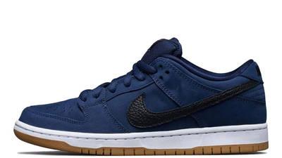 Nike SB Dunk Low Midnight Navy
