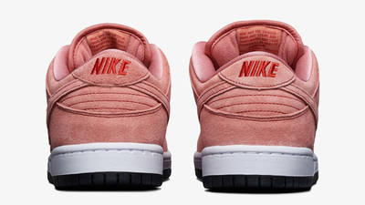 Nike SB Dunk Low Pink Pig Back