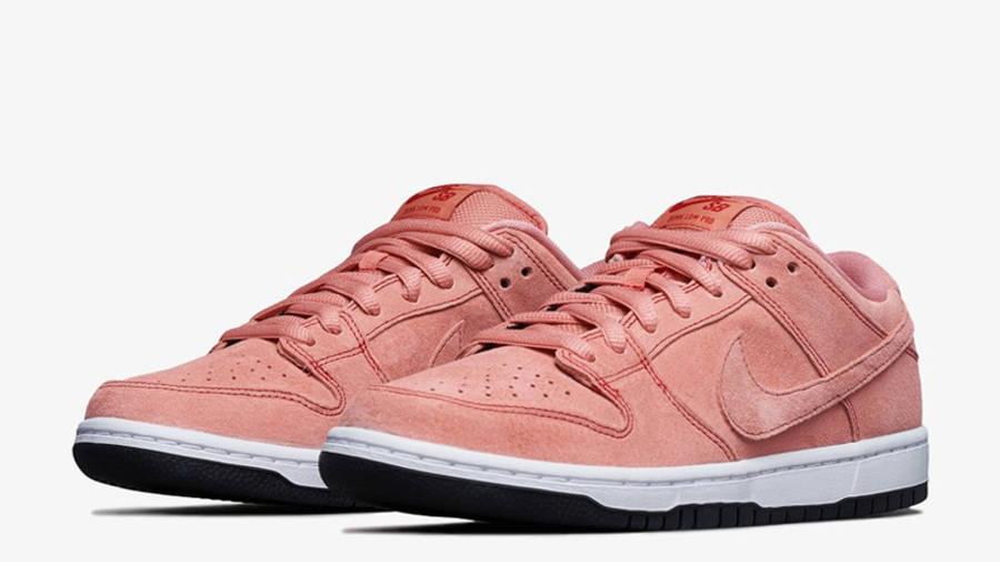 Nike SB Dunk Low Pink Pig Front