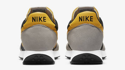 Nike Tailwind 79 Black University Gold Back