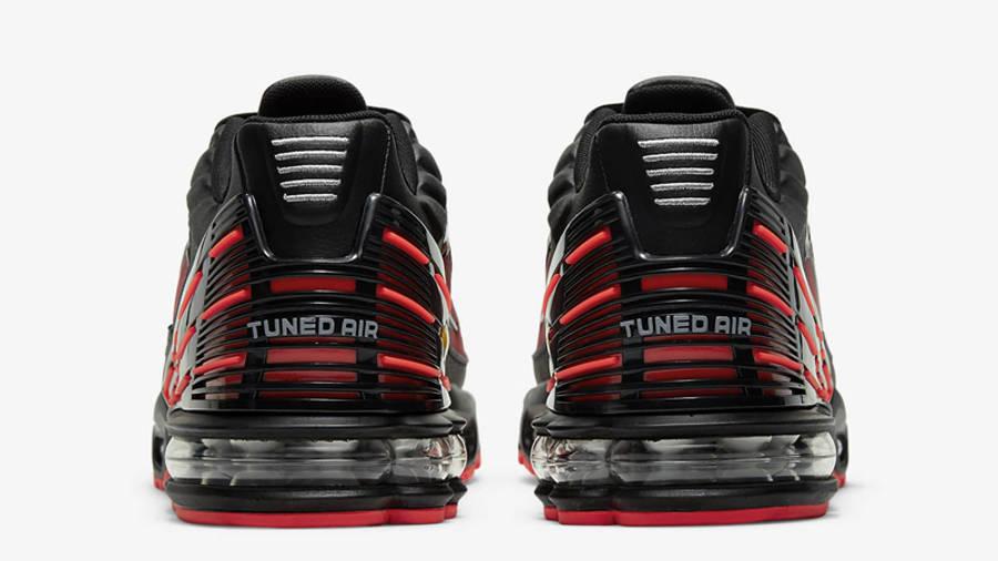 Nike TN Air Max Plus 3 Radiant Red Back