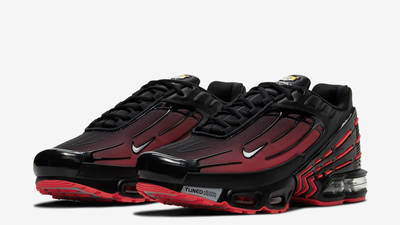 Nike TN Air Max Plus 3 Radiant Red Front