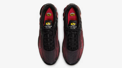 Nike TN Air Max Plus 3 Radiant Red Middle
