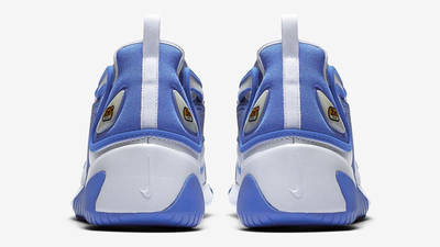 Nike Zoom 2K White Game Royal Back