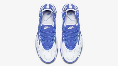 Nike Zoom 2K White Game Royal Middle