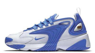 Nike Zoom 2K White Game Royal