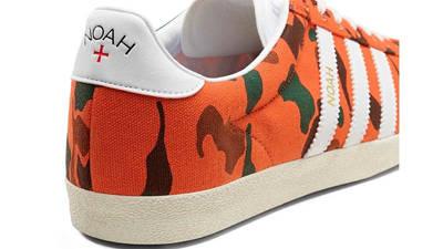 Noah x adidas Gazelle Camo Back