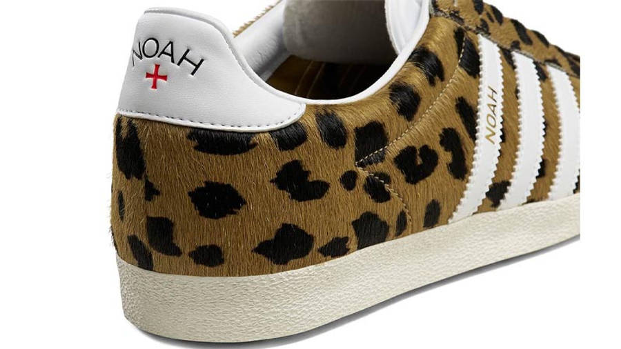Noah x adidas Gazelle Cheetah Back