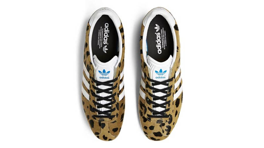Noah x adidas Gazelle Cheetah Middle
