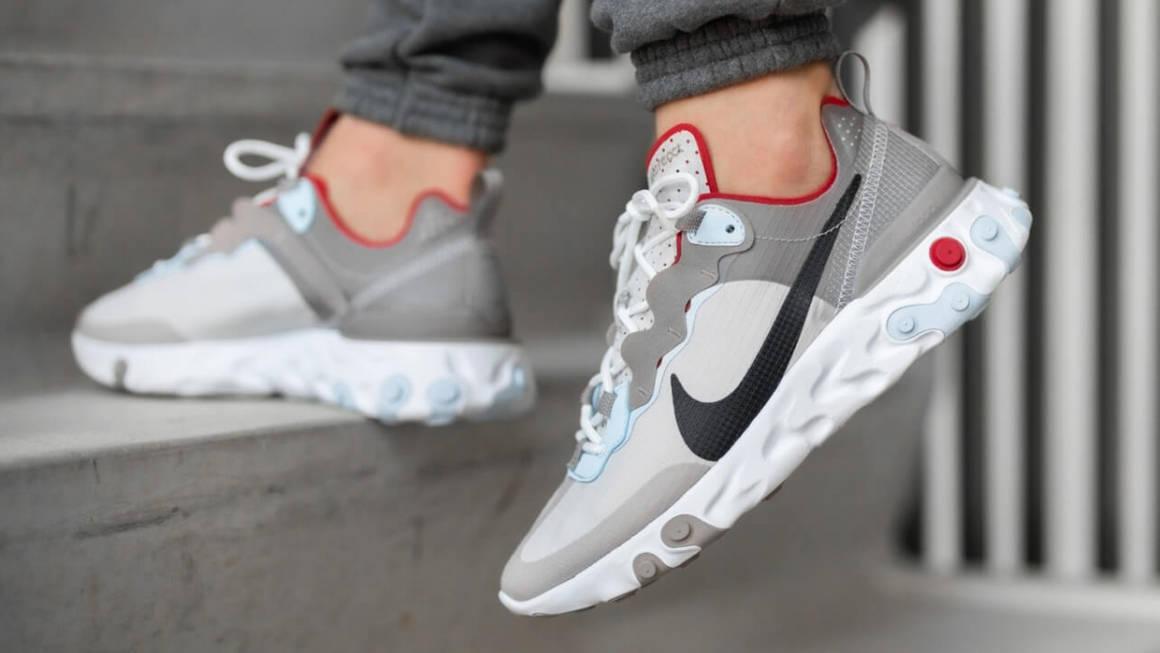 """Nike React Element 55 """"Enigma Stone"""""""