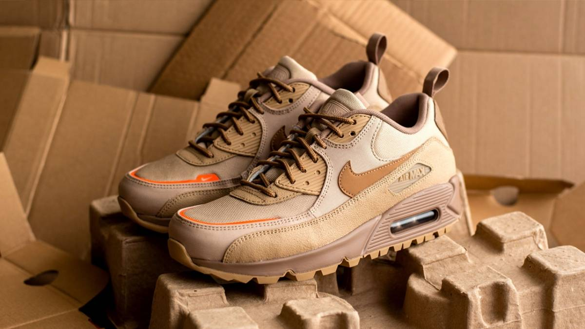 An Exclusive Look at the Nike Air Max 90 Surplus