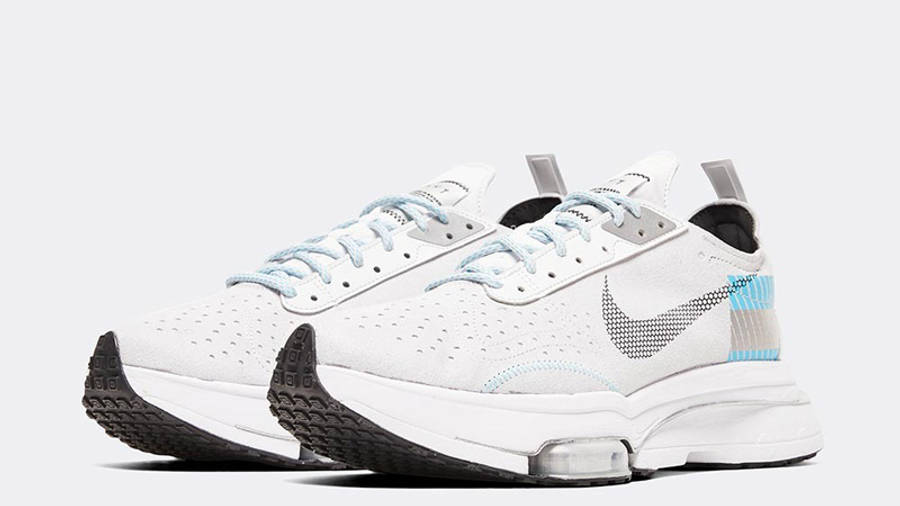 3M x Nike Air Zoom Type Pure Platinum Blue Front