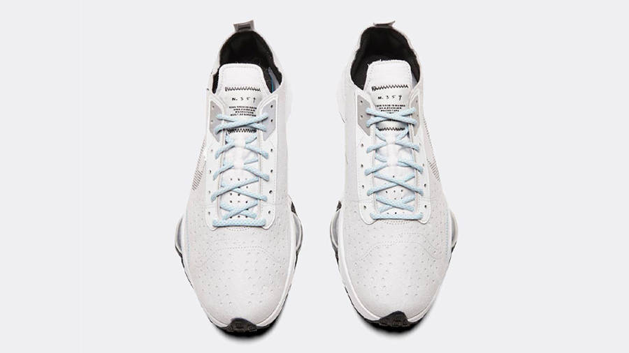 3M x Nike Air Zoom Type Pure Platinum Blue Middle