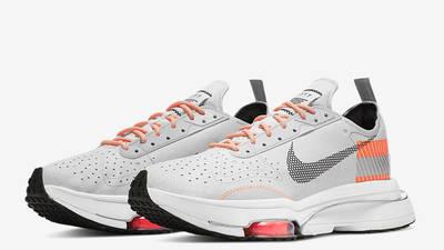 3M x Nike Air Zoom Type SE Light Bone Total Orange Front