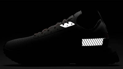 3M x Nike Air Zoom Type SE Light Bone Total Orange Glow In Dark