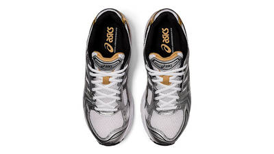 ASICS GEL-Kayano 14 White Pure Gold Middle