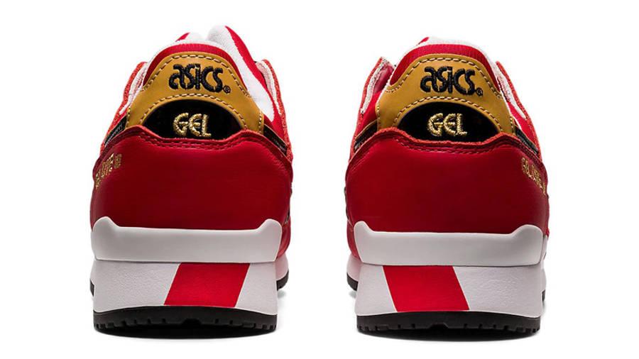 ASICS GEL-Lyte 3 Daruma Classic Red Black Back