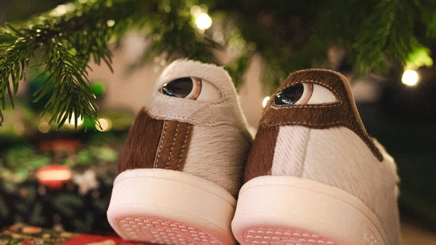 Gremlins x adidas Stan Smith Christmas Monster First Look Back