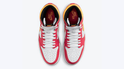 Jordan 1 High OG Light Fusion Red Middle