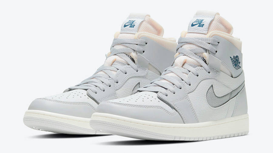 Jordan 1 Zoom Comfort London DH4268-001 front
