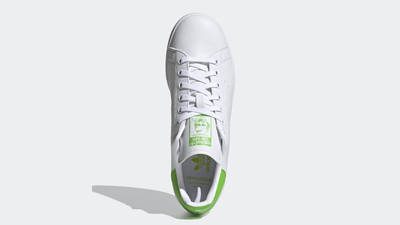 Kermit the Frog x adidas Stan Smith White Lime Green Middle