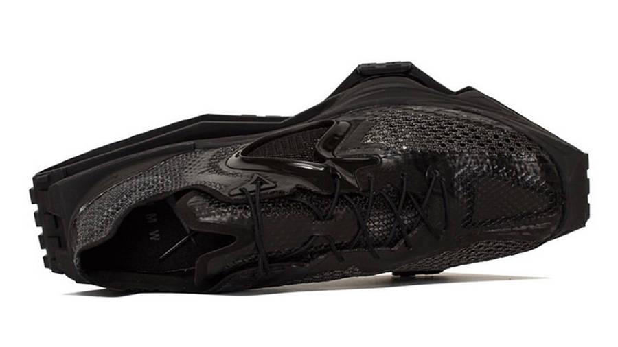 Matthew M Williams x Nike Zoom MMW 4 Black DC7442-001 Top