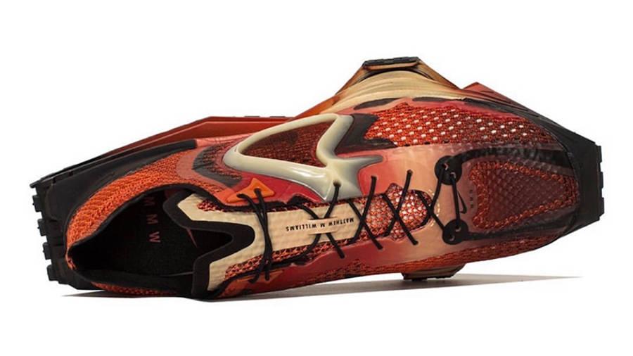 Matthew M Williams x Nike Zoom MMW 4 Maroon DC7442-800 Top