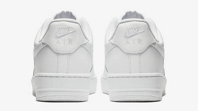 Nike Air Force 1 07 White Back
