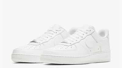 Nike Air Force 1 07 White Front