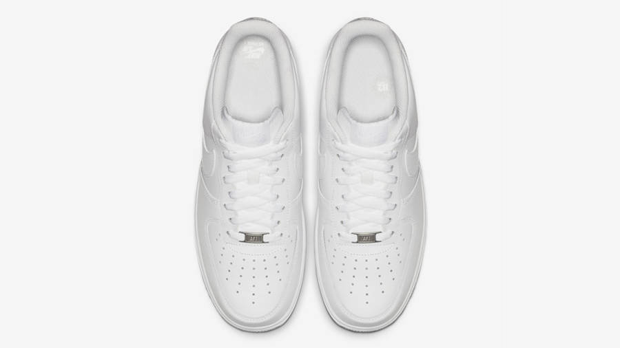 Nike Air Force 1 07 White Middle