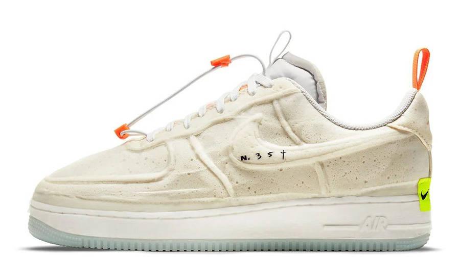 Nike Air Force 1 Experimental Sail Atomic Orange