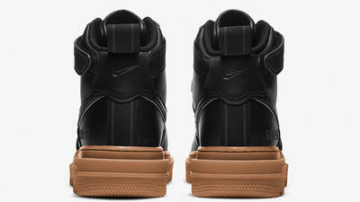 Nike Air Force 1 High Gore-Tex Boot Black Gum CT2815-001 back