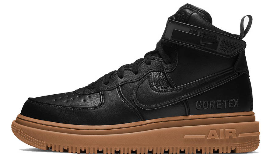 Nike Air Force 1 High Gore-Tex Boot Black Gum CT2815-001