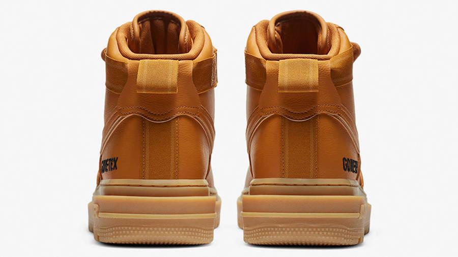 Nike Air Force 1 High Gore-Tex Boot Flax CT2815-200 back