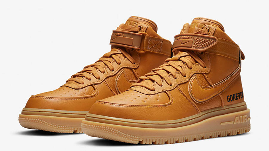 Nike Air Force 1 High Gore-Tex Boot Flax CT2815-200 front