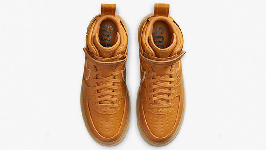 Nike Air Force 1 High Gore-Tex Boot Flax CT2815-200 middle