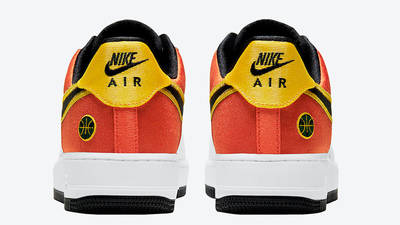 Nike Air Force 1 Rayguns CU8070-100 back