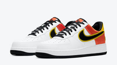 Nike Air Force 1 Rayguns CU8070-100 front