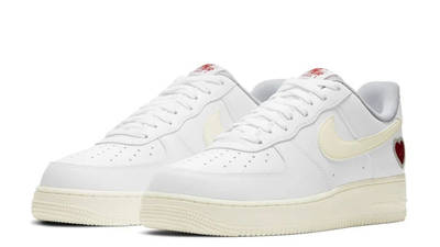 Nike Air Force 1 Valentine's Day 2021 Front